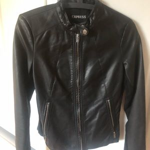 Moto Jacket Small